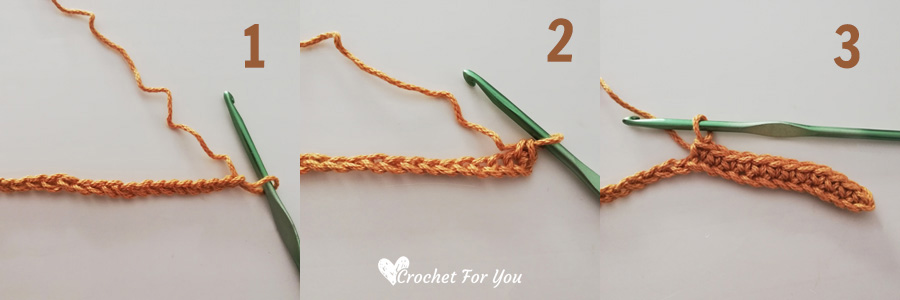 How to Crochet Honeycomb Trellis Stitch