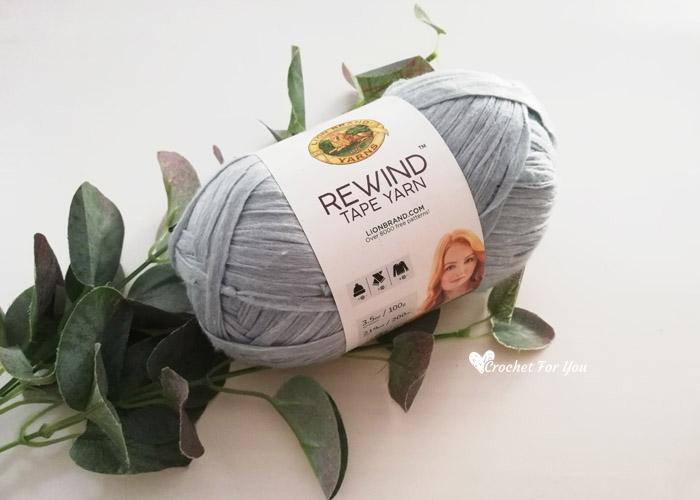 Lion Brand Rewind Yarn