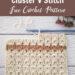 Crochet Cluster V Stitch Tutorial