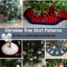 Christms Tree Skirt Patterns - 10 free crochet patterns