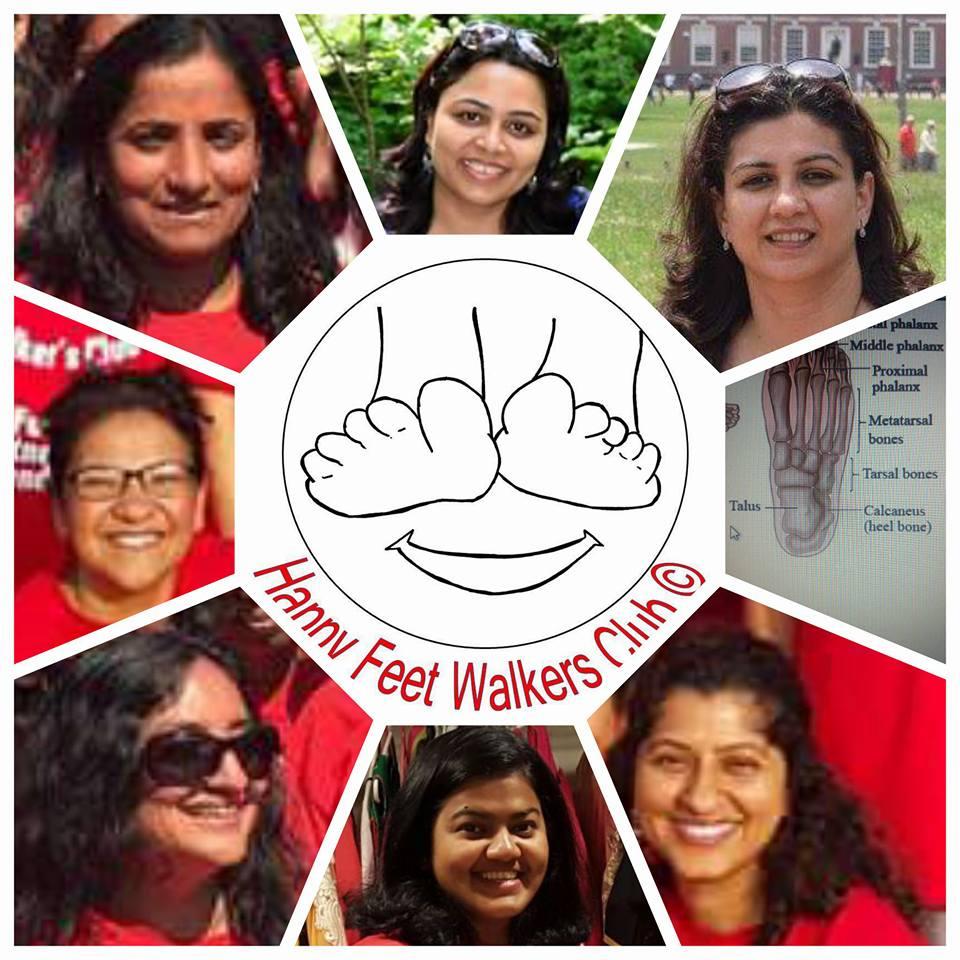 Happy Feet Group Leaders