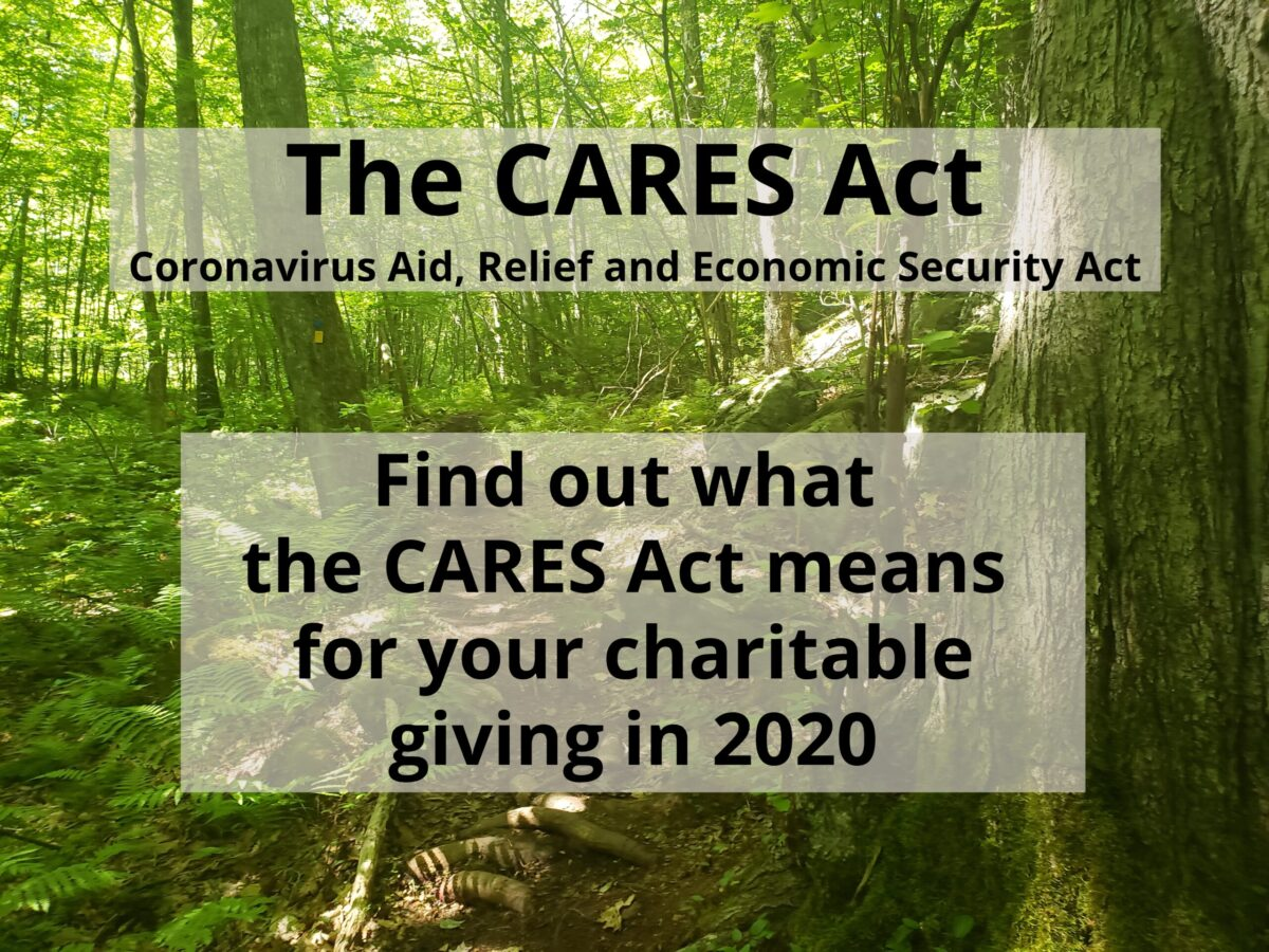 How The CARES Act Impacts Charitable Giving In 2020