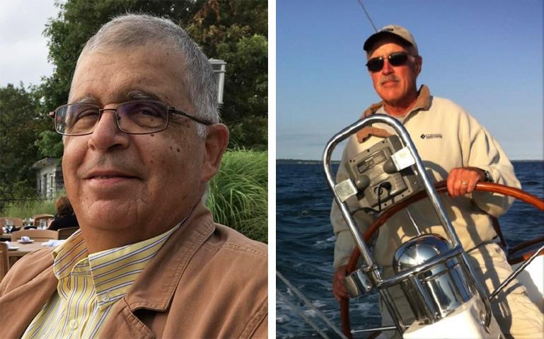 In Memoriam: Claude Pellegrino & David Young