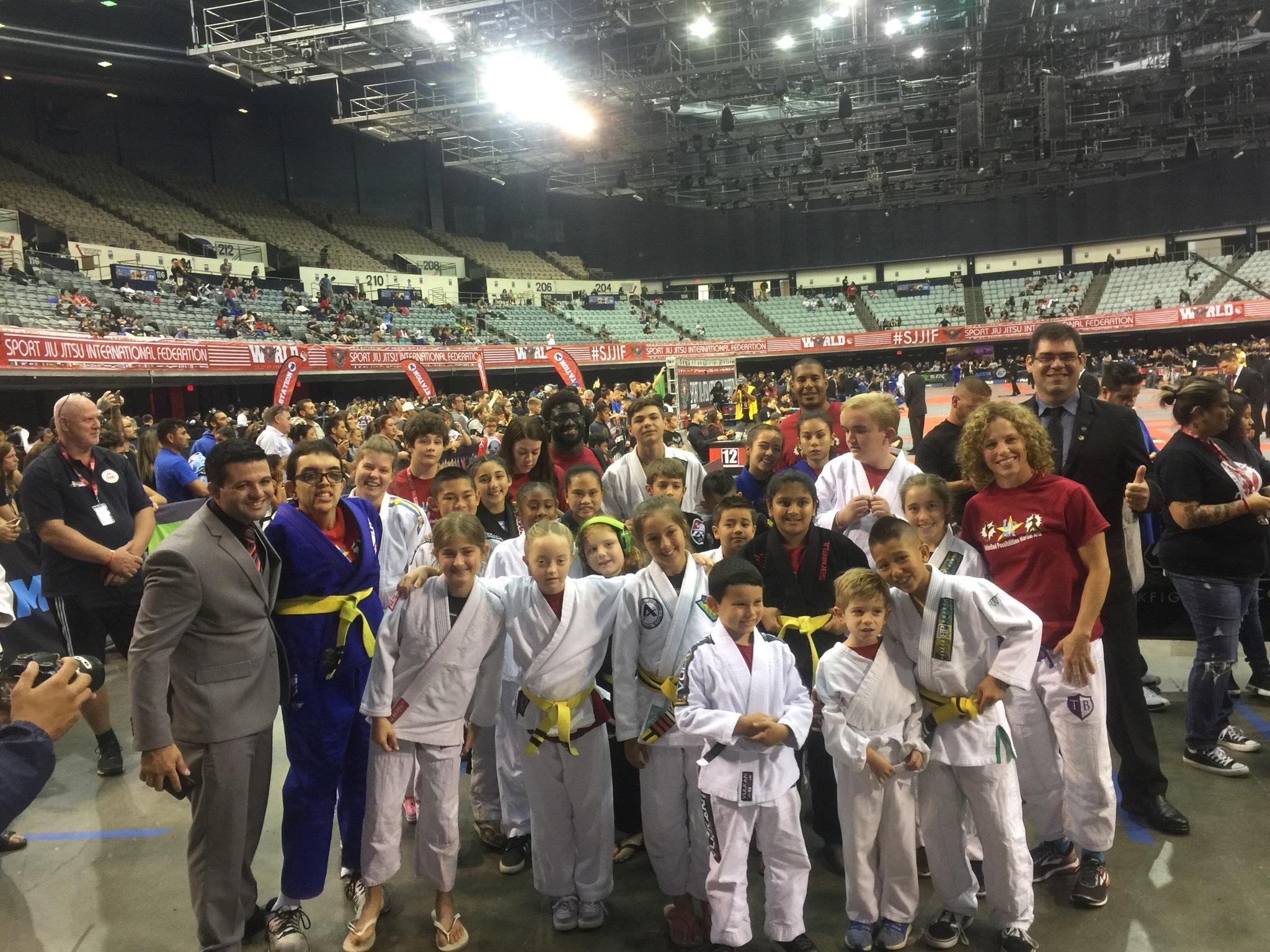 World Special Jiu Jitsu Championship