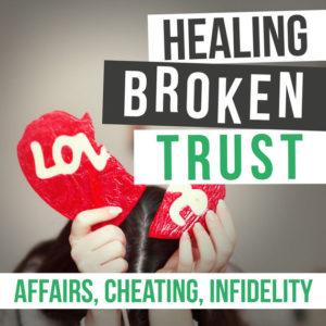 healing broken trust