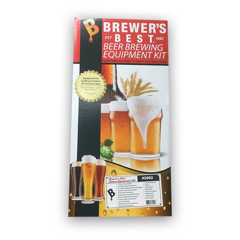 Brewers Best Beer Home Brewing Equipment Kit