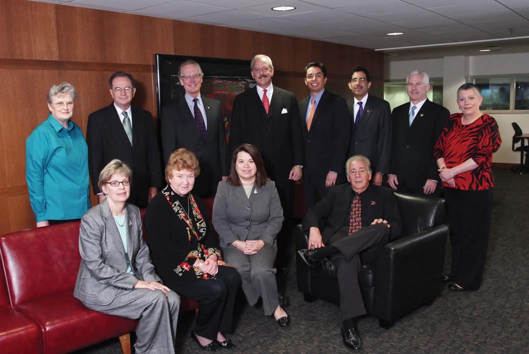 UIW Executive Council 2012-2013