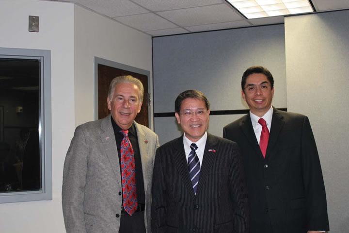 Taiwanese Ambassador