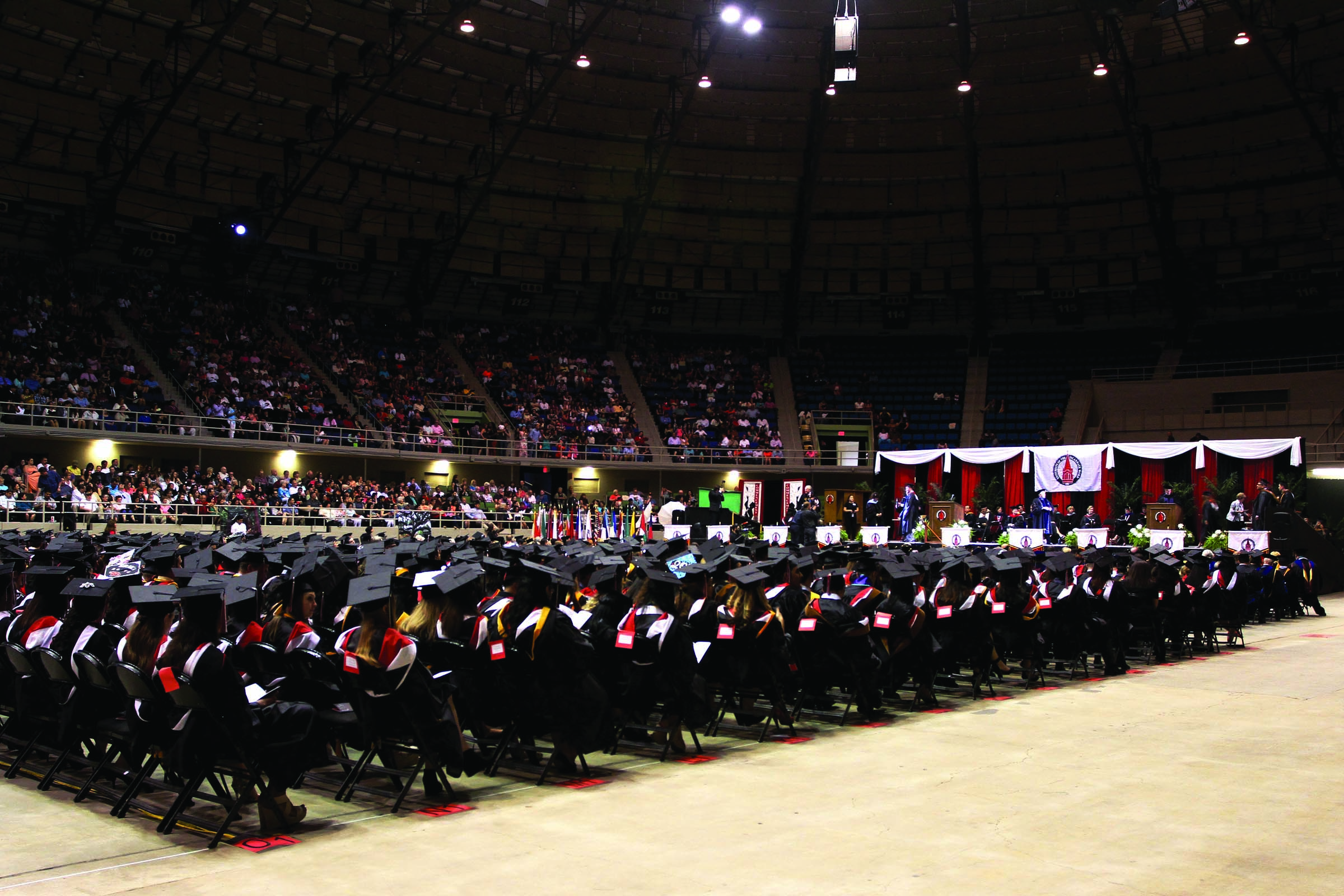 UIW celebrates the Class of 2014