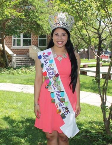 UIW student crowned Miss Fiesta San Antonio