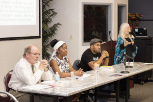 "Panel Considered Modern Relevance of MLK Speech ""Beyond Vietnam"" after 50 Years"