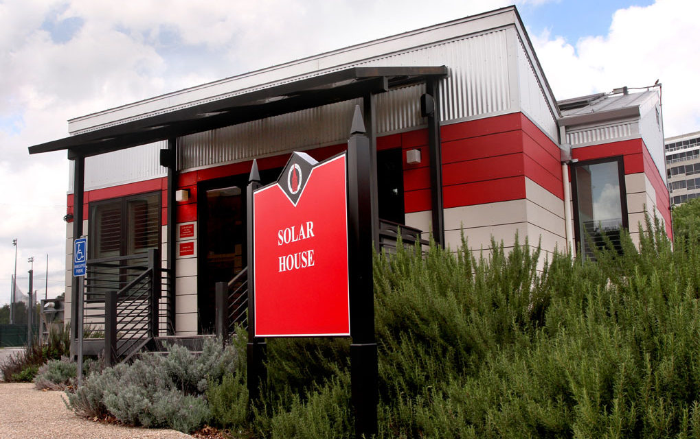UIW Solar House Successful at Five Years