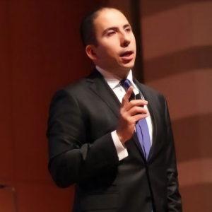 Peacebuilding Symposium Scholar Dr. Mehmet Emre Hatipoglu