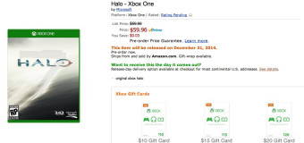 Halo 7 Spotted on Amazon