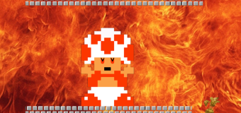 Toad from the Mushroom Kingdom Can't  be Trusted