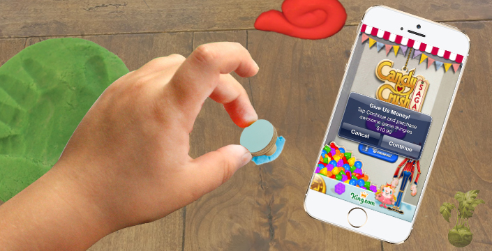 Kids In-App Purchases are Super Simple to Complete