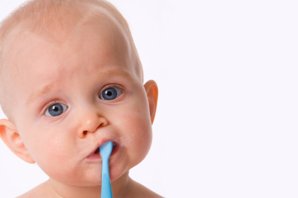 Infant Tooth Care