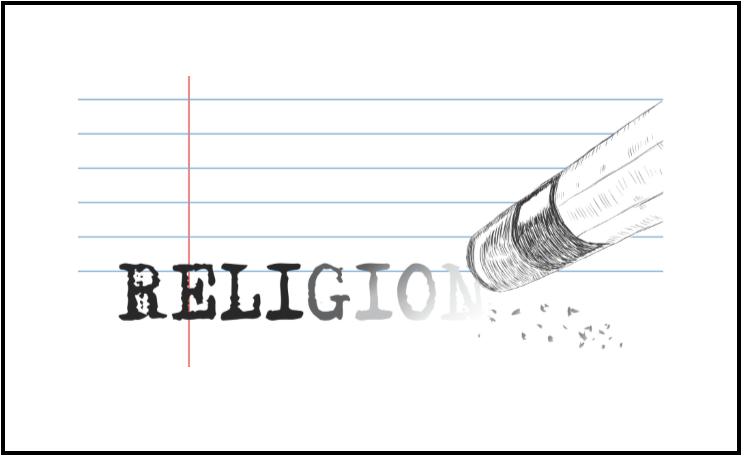 "Breaking Away From ""Religion"""