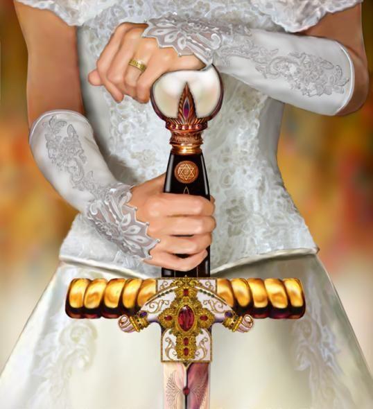 The Warrior Bride