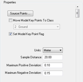 Model Key-point Point Cloud Task