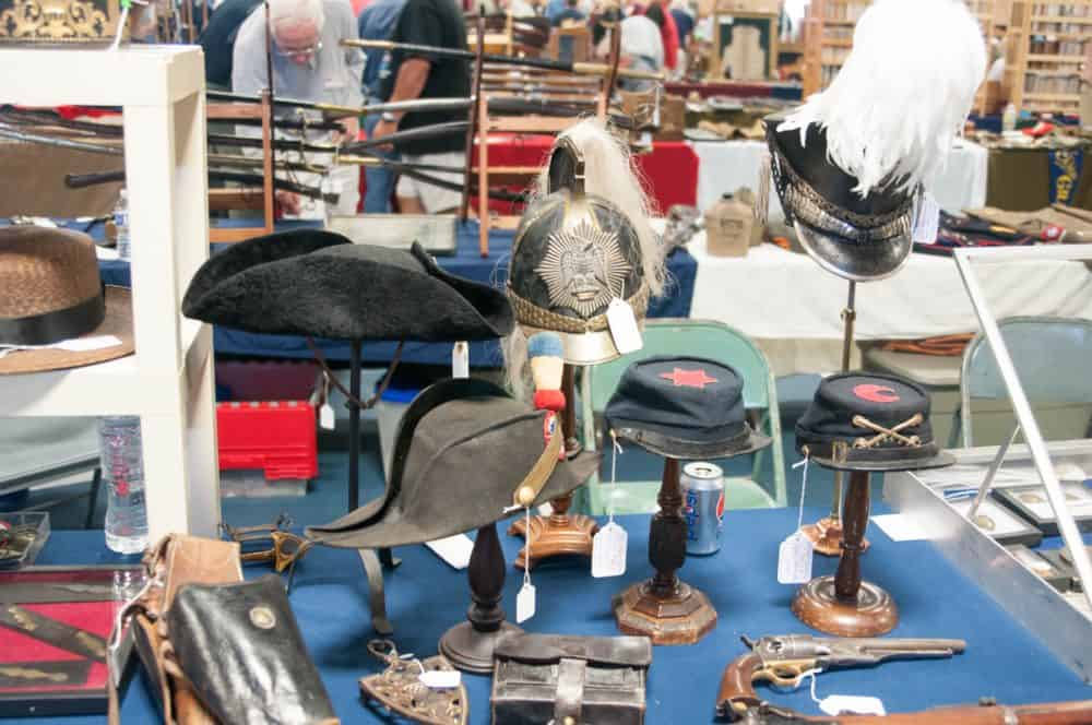 National Civil War, Collector Arms, and Military Show September 28, 2019