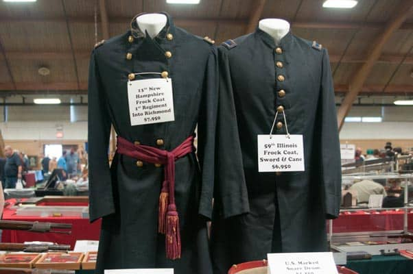 National Civil War & Collector Arms and Military (CADA) Show & Sale September 25, 2021 – Wheaton, Illinois