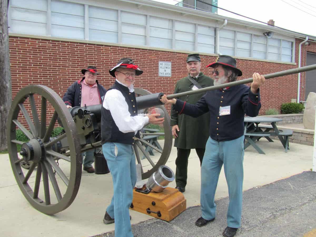 Wheaton Civil War Show