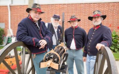 wheaton civil war show september 25, 2021