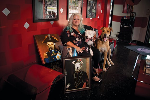 The Snooty Pups – Tulsa People Article