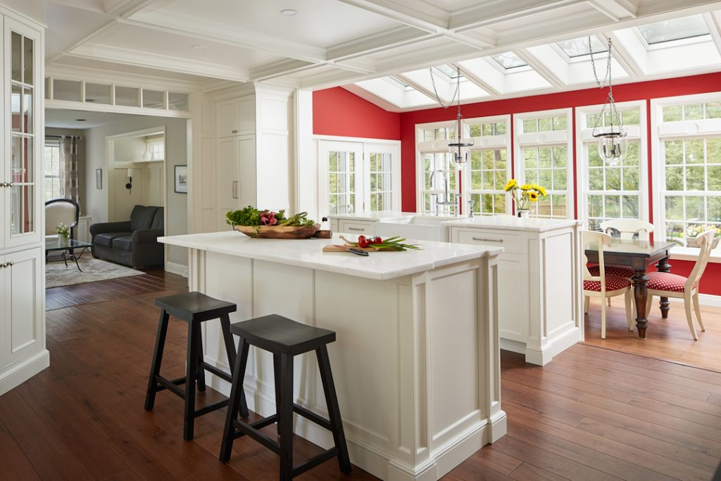 Creative Contracting Kitchen