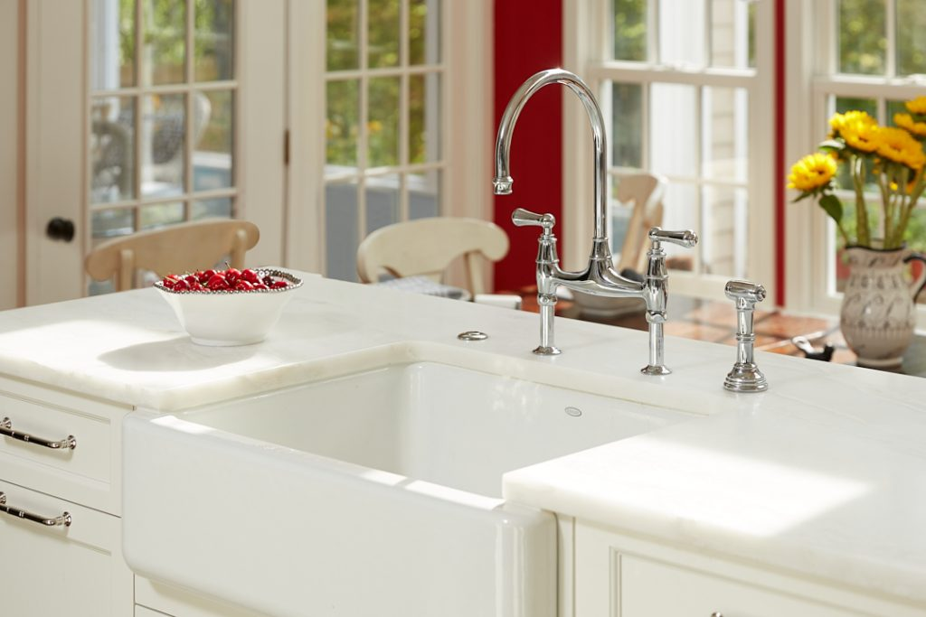 Sink Buildout by Creative Contracting Kitchen Remodeling
