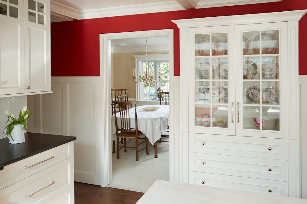 Creative Contracting Kitchen Remodel
