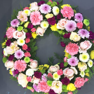 Hope Funeral Wreath