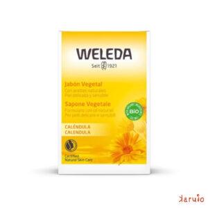 WELEDA Jabon Vegetal Calendula bebes