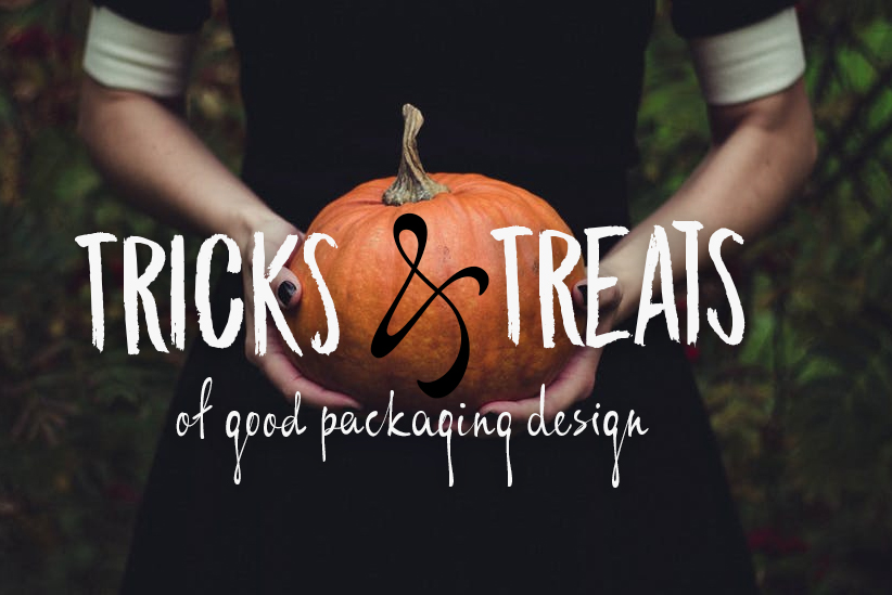 The Tricks & Treats of Packaging Design