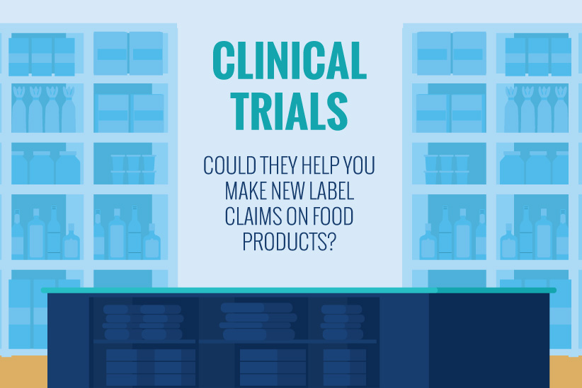 Clinical Trials for Food Products