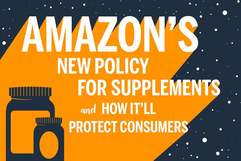 Amazon's New Policy for Supplements
