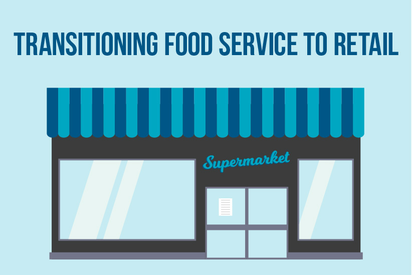 Mutual Benefit: Adapting Food Service to Retail