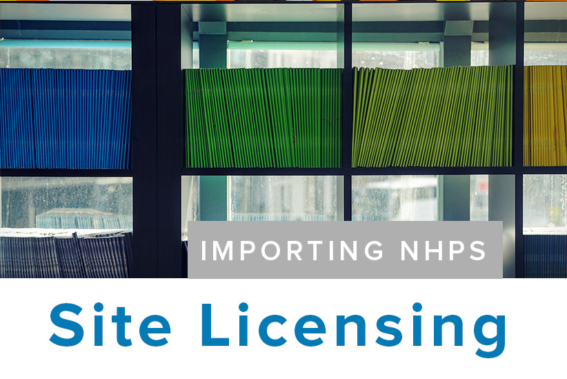Are you an Importer? Do you need a Site license?