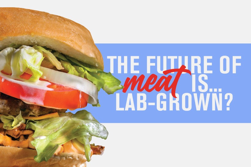 The Future of Meat is…. Lab-Grown?