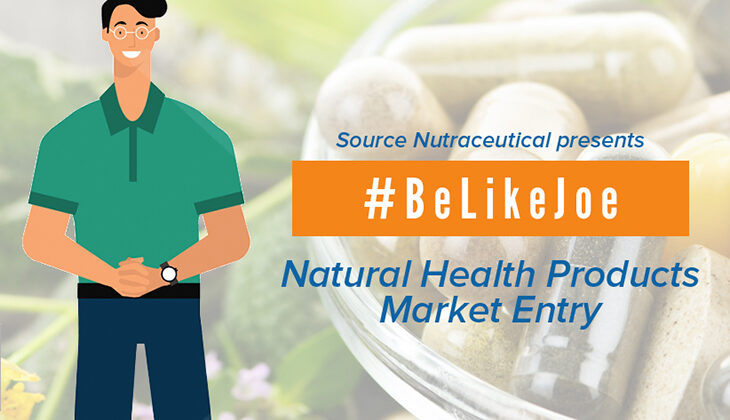 New! EPISODE 2: Be Like Joe – Natural Health Products