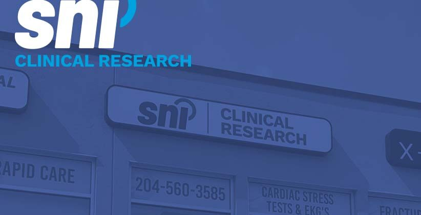 SNI New Research Clinic Opens this Fall
