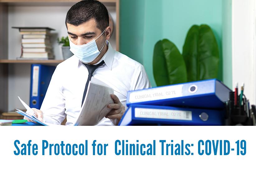 Clinical Trials in a COVID Era