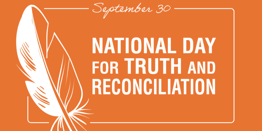 September 30th: National Day for Truth and Reconciliation