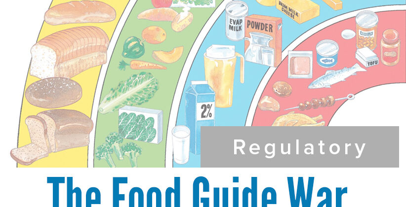 The Food Guide War