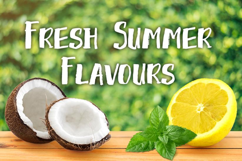 Fresh Summer Flavours