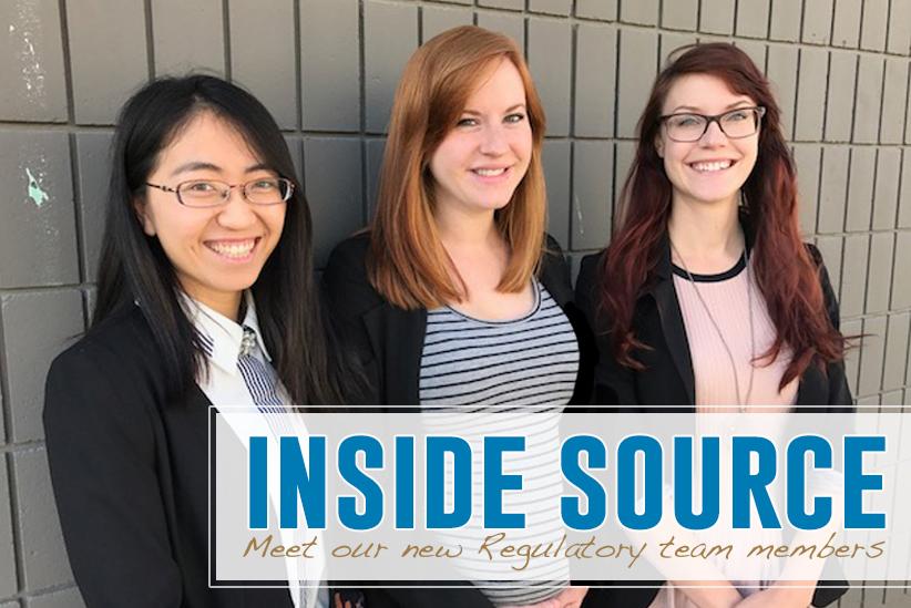 Inside Source – Our Regulatory Team is Growing!