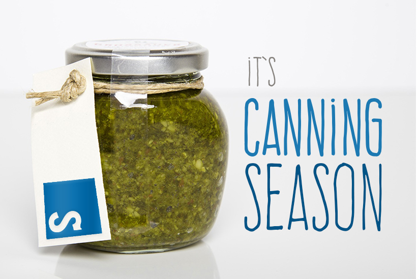 It's Canning Season!
