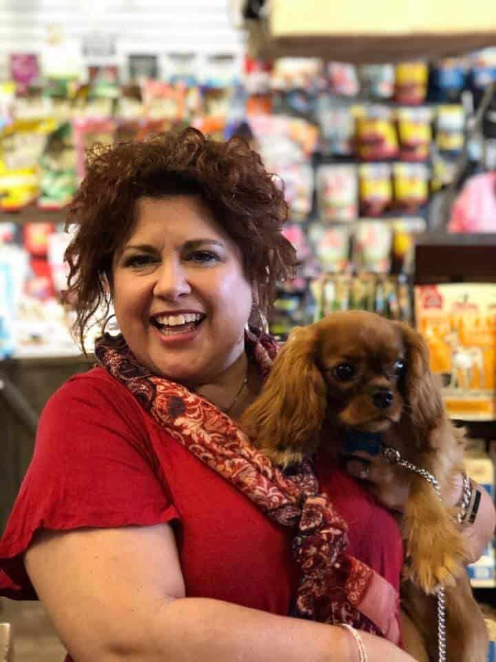 Patsy McCray of Patsy's Pet Market