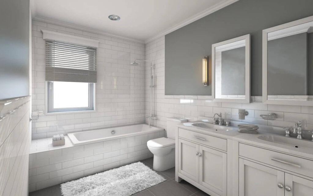Nashville bathroom remodel
